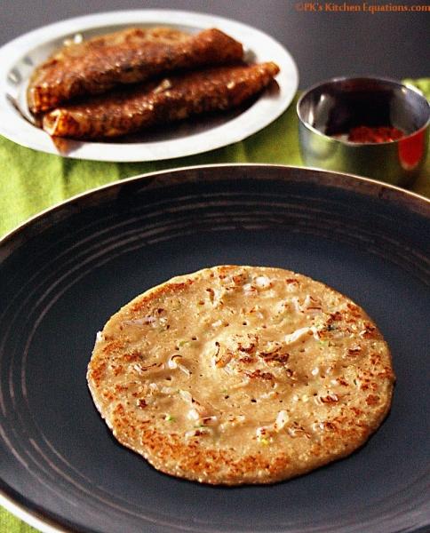 instant bread uttapam