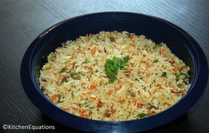 Fried Rice - Indian style