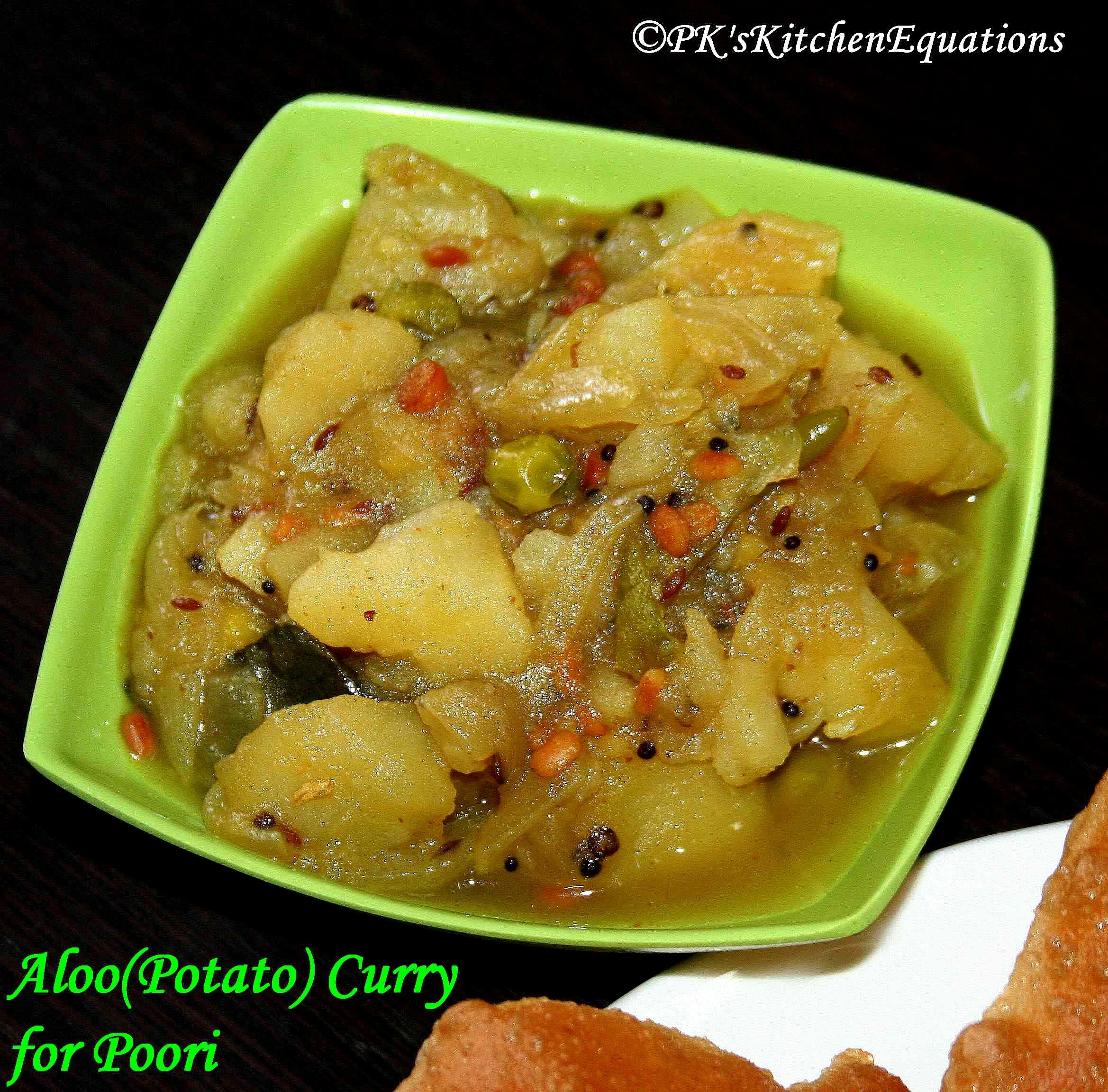 aloo potato onion curry for indian poori roti On potato and onion curry recipe indian