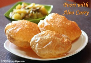 Poori with Aloo Curry