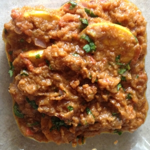 Egg Curry with Coconut masala
